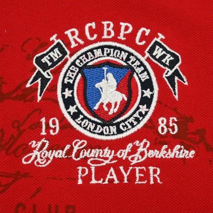RCB POLO CLUB KIDS POLO TEE RBTS60548 OOH