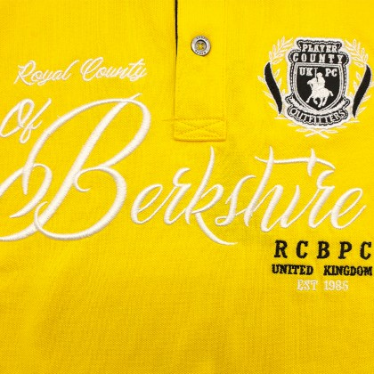 RCB POLO CLUB KIDS POLO TEE RBTS60549 OOY