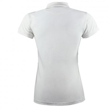 RCB POLO CLUB LADIES TEE SOLID WHITE RFTS10693 00P