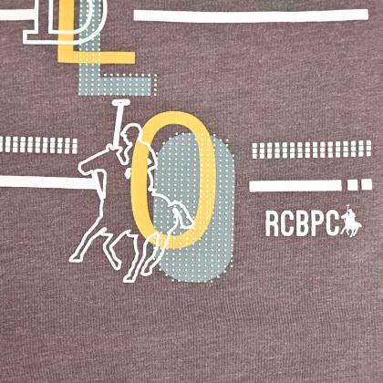 RCB POLO CLUB MEN ROUND NECK TEE RMRN11078-BB 0N10