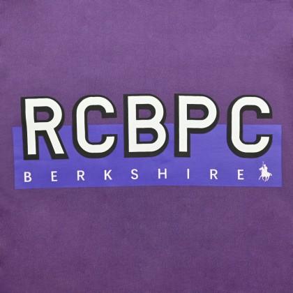 RCB POLO CLUB MEN ROUND NECK TEE RMRN11130-BB OR6
