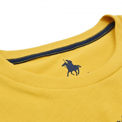 RCB POLO CLUB MEN ROUND NECK TEE RMRN11261-BB OOY