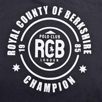 RCB POLO CLUB MEN ROUND NECK TEE RMRN11240-BB OF3