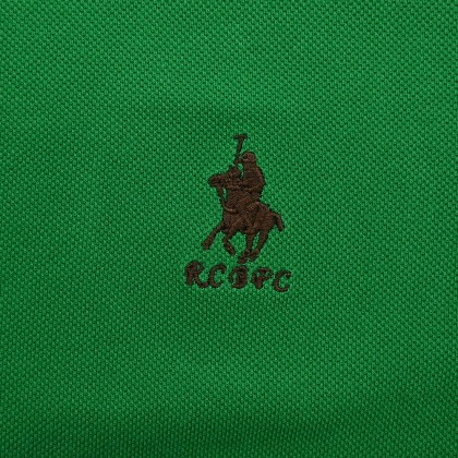 RCB POLO CLUB LADIES TEE SOLID RFTS10444