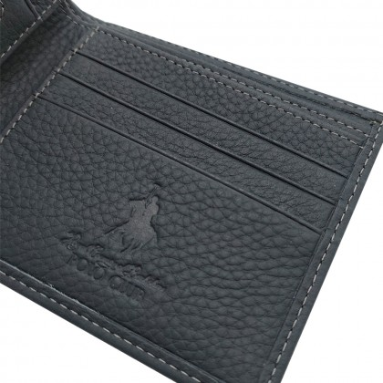 RCB POLO CLUB MEN'S LEATHER WALLETW15322204-49